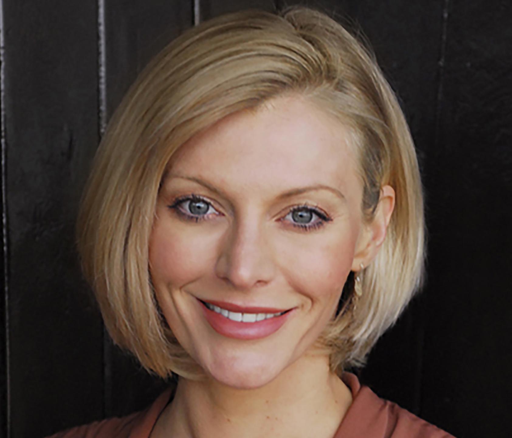 Nicole Harvey HEADSHOT